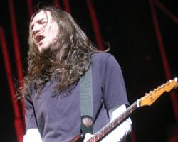 Que grande John Frusciante!!!